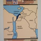 Desert Storm Collectible Card - Card #26 - Pro Set - Mint