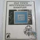 "Cross Stitch Pattern - ""Old Town Southwestern Sampler"""