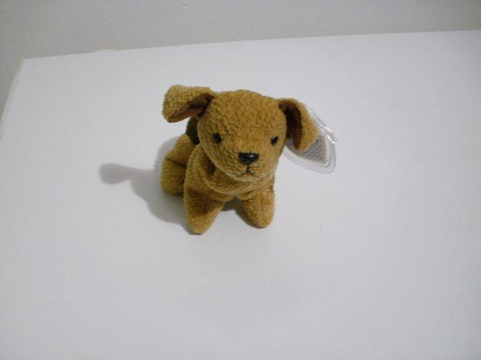 Original TY Beanie Baby - Tuffy - October 12,1996