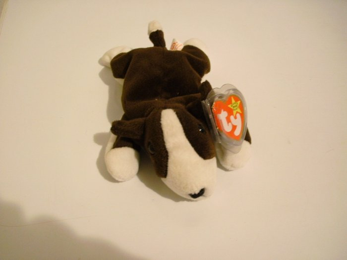 "Original TY Beanie Baby - ""Bruno"" - September 9, 1997"