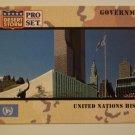 Desert Storm Collectible Card - Card #95 - Pro Set - Mint