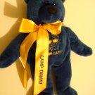 "Girl Scout ""I ♥ Camp"" Camp Tanasi Blue Bear *LE* RARE"