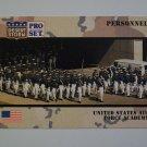 Desert Storm Collectible Card - Card #123 - Pro Set - Mint