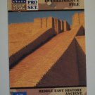 Desert Storm Collectible Card - Card #143 - Pro Set - Mint