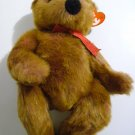 """Large Classic TY Beanie Baby - """"Taffybeary"""" - 1999"""