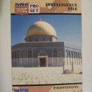 Desert Storm Collectible Card - Card #145 - Pro Set - Mint