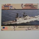 Desert Storm Collectible Card - Card #195 - Pro Set - Mint
