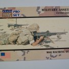 Desert Storm Collectible Card - Card #198 - Pro Set - Mint