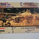 Desert Storm Collectible Card - Card #200 - Pro Set - Mint