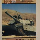 Desert Storm Collectible Card - Card # 208 - Pro Set - Mint