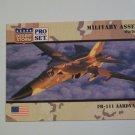 Desert Storm Collectible Card - Card # 220 - Pro Set - Mint