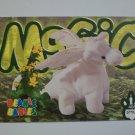 TY Beanie Baby Card # 106 Magic the Dragon - Style # 4088
