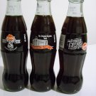 Krystal's 75th Anniversary Coke Bottles (SET) 2007
