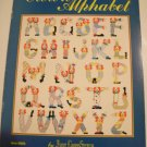 Clown Alphabet Cross Stitch Leaflet