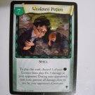 """Harry Potter """"Weakness Potion"""" Trading Card 50/80"""