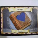 """Harry Potter """"Charms"""" Lesson Trading Card 114/116"""