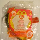 """McDonald's TY Beanie #2 """"Slither The Snake"""" 2000"""