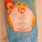 "McDonald's TY Beanie #3 ""Flip The Cat"" 2000"