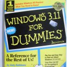 Windows 3.11 For Dummies - 3rd edition