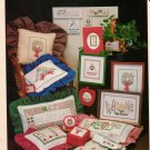 """Christmas...and so much more"" by Anjo Etc. - Cross Stitch leaflet"