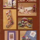"The Vanessa -Ann Collection ""Satin Ribbons"" Counted Cross Stitch Book"