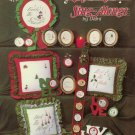"""""""Christmas Sing-Alongs"""" By Dafni - Counted Cross Stitch Leaflet"""