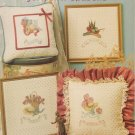 """Yorktown Seasons"" by Marilyn Tucker - Counted Cross Stitch Book"