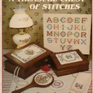"*VINTAGE* ""A Treasure Chest Of Stitches"" By Carolina Cross Stitch - Counted Cross Stitch Leaflet"