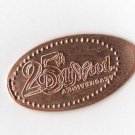Dollywood 25th Anniversary Elongated Penny
