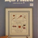 """Boyish Pleasures"" By Cross Patch - Cross Stitch Leaflet"