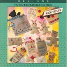 """Kids' Stuff"" Back Street Designs - Cross Stitch Book"