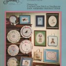 """Little Friends Collection"" By Something Special Counted Cross Stitch Book"