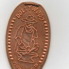 Dollywood Blacksmith - Elongated Penny