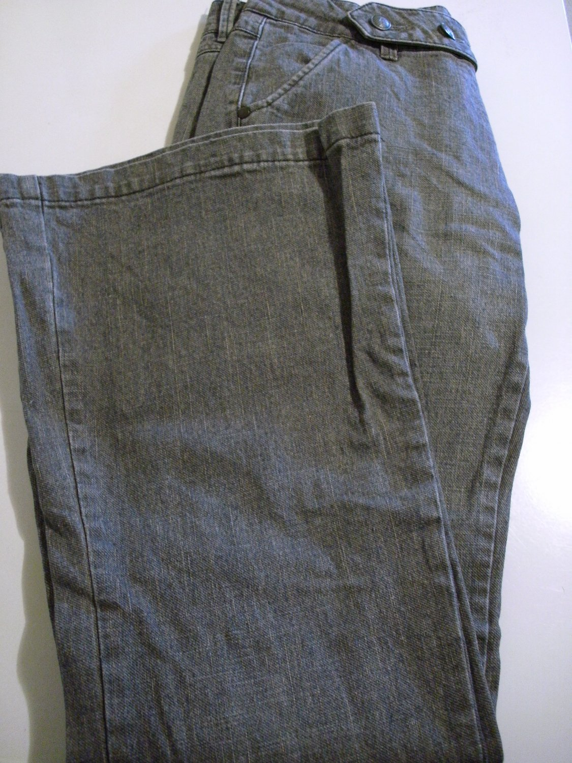 Tyte Jeans - Grey - (Flared) - Size Juniors 9