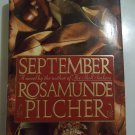 September - Rosamunde Pilcher - Hardcover w/jacket - 1990- 1st Edition