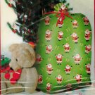 "Giant Santa Clause Gift Bag - 36"" X 44"" - *NIP*"