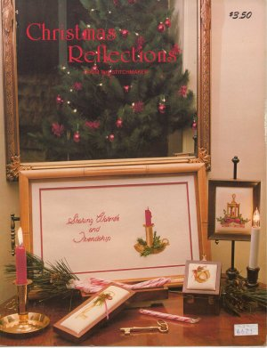 Stitch Maker's Christmas Reflections - Counted Cross Stitch Leaflet