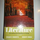 Literature : An Introduction to Reading and Writing by Robert Zweig and Edgar...