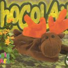 TY Beanie Baby Card # 172 Chocolate the Moose-Style # 4015-2nd Ed -Ser 4-1999
