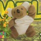TY Beanie Baby Card # 210 Mel the Koala-Style # 4162-2nd Ed -Ser 4-1999