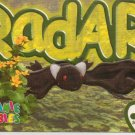TY Beanie Baby Card # 221 Radar the Bat-Style # 4091-2nd Ed -Ser 4-1999