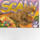 TY Beanie Baby Card # 226 Scaly the Lizard-Style # 4263-2nd Ed -Ser 4-1999