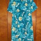 Green Flowered Ladies Dress (Sag Harbor) Size 12