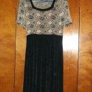 Black & White Ladies Dress - Molly Malloy