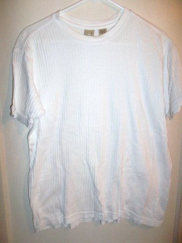 Ladies White Shirt - GZ - Size Medium