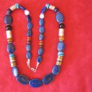 Tommy Singer 30 inch Lapis Lazuli Necklace