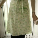 Spring Is In... Hafl Apron