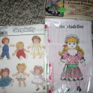 Doll Clothes Pattern and Sew a Doll Kit