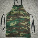 UK Camo Bib Apron. Tailgate with this on!