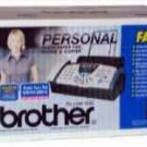 Brother 575 Plain Paper Fax Copier & Phone